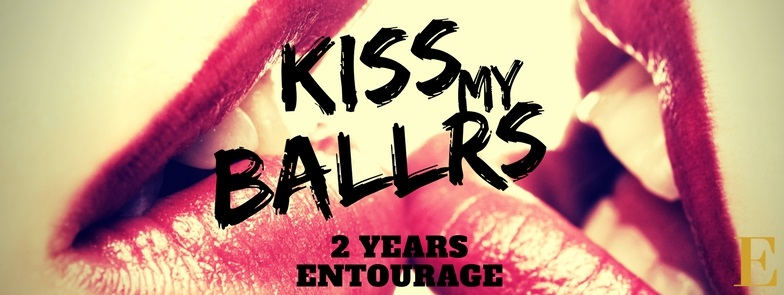 Kiss my ballrs